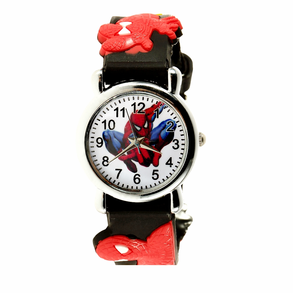 1pc Sports Chilren Cartoon Watch Fashion Cool 3d Rubber Watches Boys Kid Analog Quartz Wrist Watch Enfant Relogio Drop Shipping