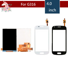 4.0 For Samsung Galaxy Ace 4 Neo G316 G316M G316H G316F LCD Display With Touch Screen Digitizer Sensor Replacement