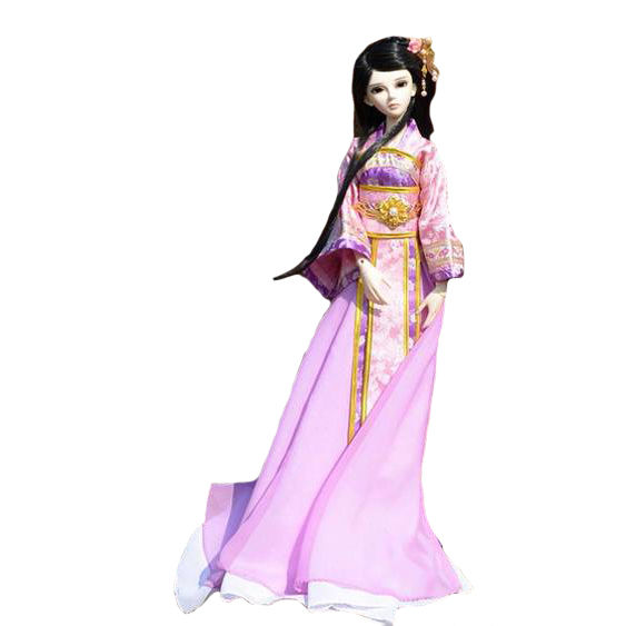 [wamami] 699# Purple Ancient Costume Dress/Outfit For 1/3 SD AOD DOD BJD Dollfie эксмо 978 5 699 68891 3