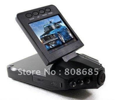 "car DVR mini Video camera 2.5"" TFT LCD 140 Degree TV OUT Vehicle traveling data recorder"