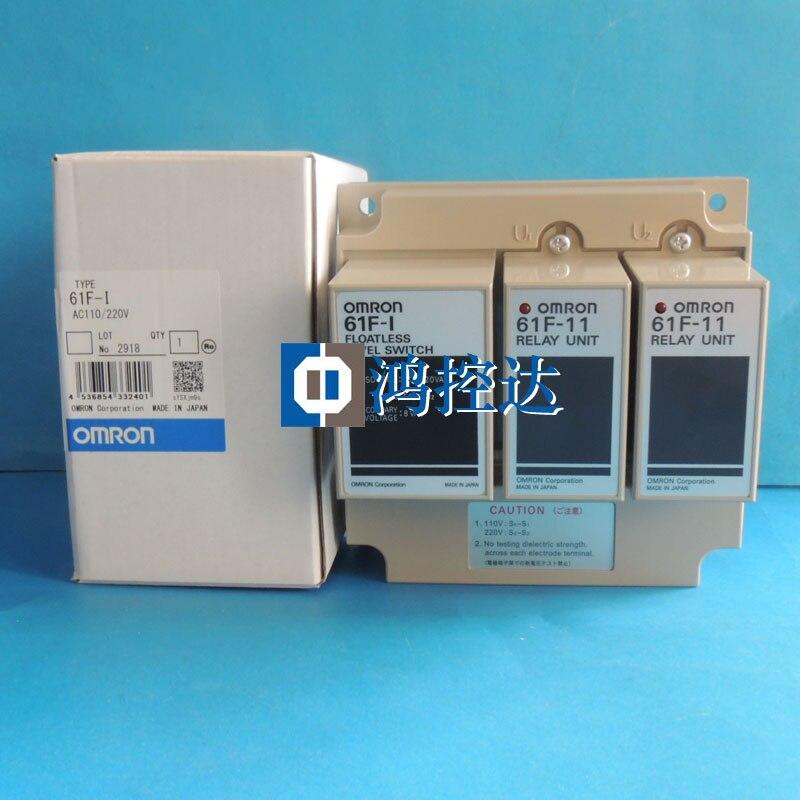 Nouveau commutateur de niveau de liquide 61F-I/61F-1 AC220V