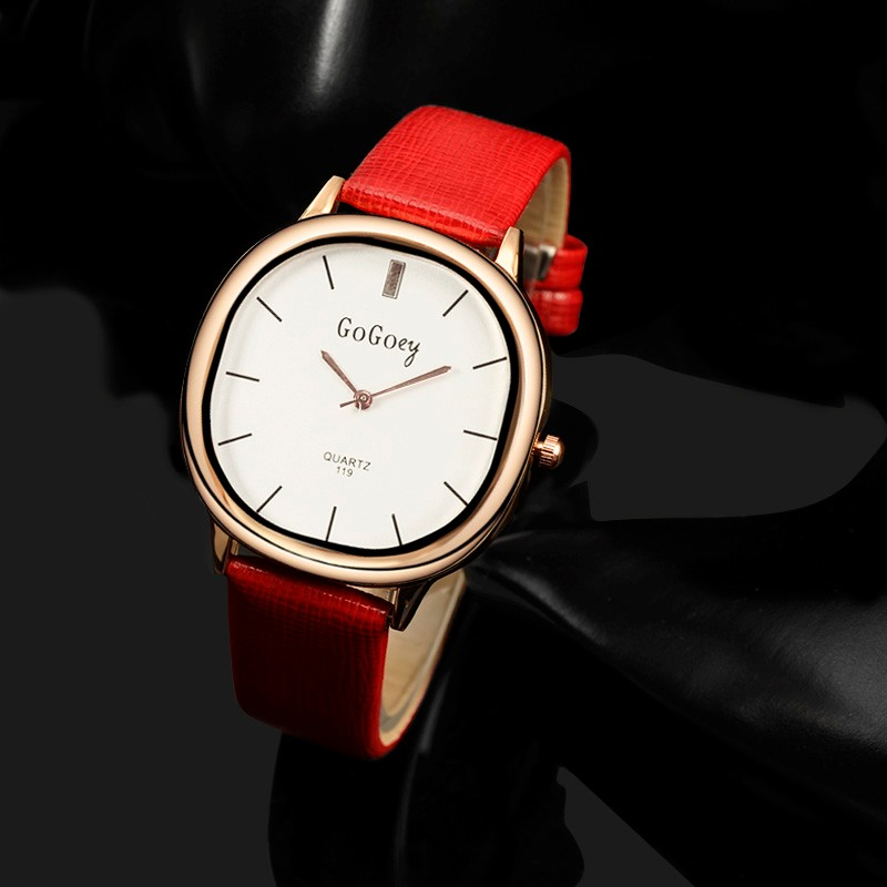Gogoey Brand Women Elegant Wristwatch Fashion Slim Hot Watch Female Special Ladies Watches relogio feminino montre femme relojes