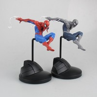 The Amazing Spiderman CREATOR X CREATOR Spider Man PVC Action Figures Collectible Model Kids Toys Doll