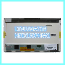 Original LTN160AT06 A01 B01 W01 H01 U01 U02 U03 HSD160PHW1 16.0 Laptop LCD Displ
