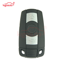 Kigoauto 3 button 315LP CR2032 for BMW smart remote key KR55WK49127 E39 E60 E61 E46 E38 E53 328i 335i 528i 535i 550i 2008-2011