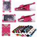 """Shockproof Silicone Elastic Cover Stand Tablet Case For Samsung 10.1"""" GT-P7500 GT-P7510 Tablet"""