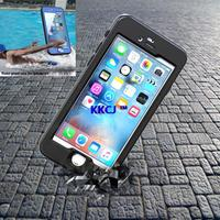 Wholesale FS Shockproof Underwater Diving Waterproof Cases Cover For Iphone 6 6S 6 Plus 5 5