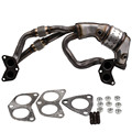 NEW FRONT CATALYTIC CONVERTER FITS FORESTER IMPREZA OUTBACK LEGACY FOR SUBARU 2.5L|Exhaust Manifolds|   -