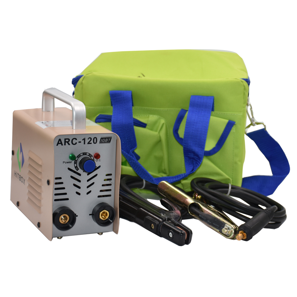 ARC 120/140/160/180/200 DC IGBT Inverter Electric High Welding Machines  MMA ARC Stick Welder Welding Machines 220V ARC welder portable arc welder household inverter high quality mini electric welding machine 200 amp 220v for household
