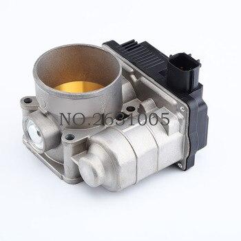 Baru berkualitas tinggi otomotif elektronik throttle valve untuk Nissan Teana 16119-AE013
