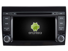 NAVIRIDER Eight Core 4GB RAM Android 6.0.1 car multimedia player for FIAT BRAVO car dvd gps BT radio stereo USB