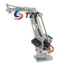 ABB IRB460 Robot Mechanical Arm 4DOF Palletizing Manipulator Rack with Servos for Arduino Assembled