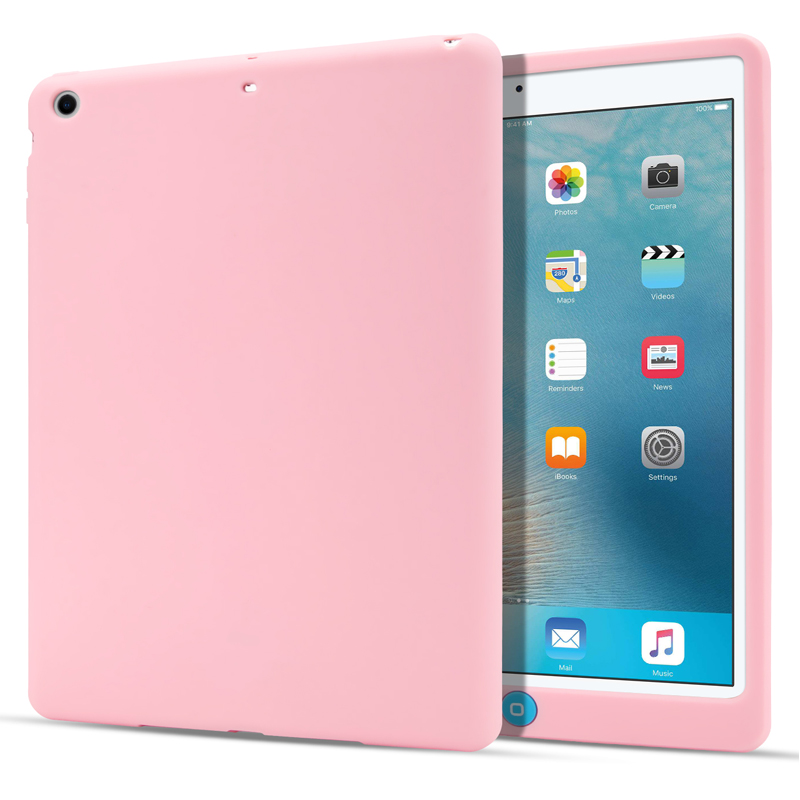 For iPad mini5 2019 Soft Back Case Safe Kids Silicon Shockproof Full Protective Case Slim Smart Cover for Apple iPad mini 4 5 8 image