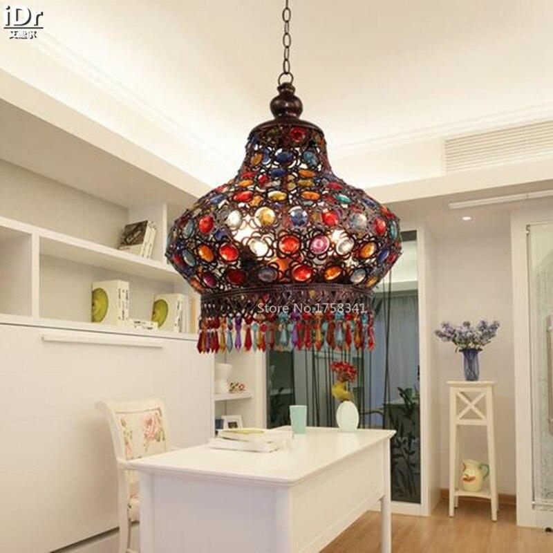 Online kopen Wholesale hanglampen brons uit China