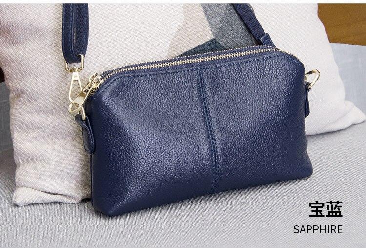 bolsa de ombro do mensageiro de luxo bolsa de embreagem feminina