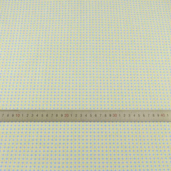 Tecido De algodão De Costura Pano Cheque Quadrado Projeto Scrapbooking Patchwork Tecido Da Cama Crianças Cama Pano Folha De Decoração Para Casa