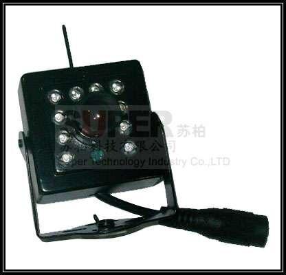ФОТО 1/4 sony,CCD  2.4G wireless camera,10 IR LED night vision,100M wireless transmission,2.4 G wireless camera CCD camera,