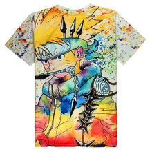 Naruto Graphic Printed T-Shirts