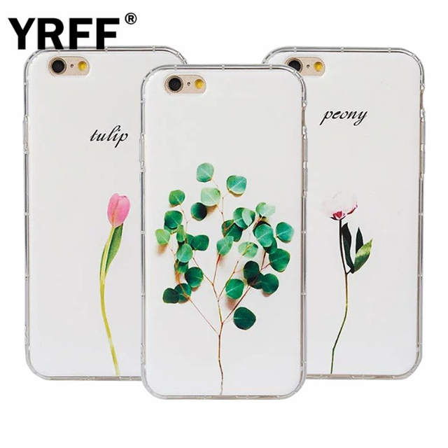 coque iphone 6 tulipe