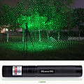 High Quality SD Laser 303 Green laser pointer lazer with safe key Free Shipping