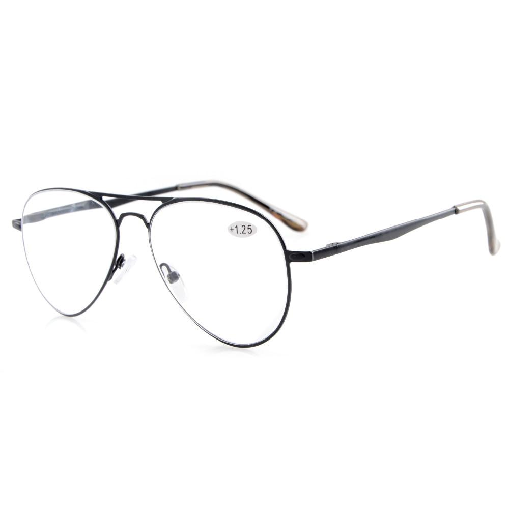 R15036 Eyekepper-lezers Kwaliteit lentetempels Pilot-stijl Leesbril & - Kledingaccessoires - Foto 3