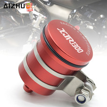 цена на Motorcycle Oil Fluid Cup Fluid Reservoir Cup FOR YAMAHA XJR1300 XJR 1300 2004 2005 2006 2007 2008 2009 2010 2011 2012 2013 2014