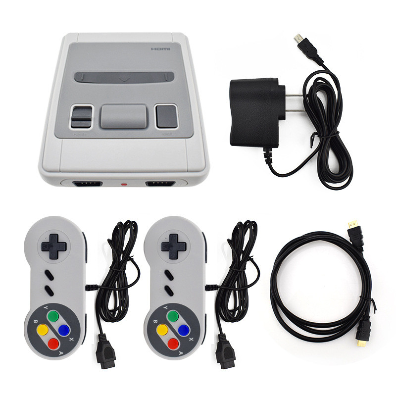HDMI Mini TV Game Console 8 Bit Retro Video Game Console Built-In 621 Games Handheld Gaming Player Best Gift for kids christmas