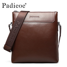 Men's Genuine leather bags Travel handbags Crossbody Bag for Men Messenger Bags Business Men Leather Clutch Shoulder Handbag