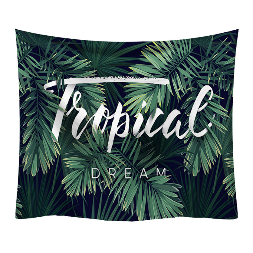 Beautiful Night Sky Wall Tapestry Home Decorations Wall Hanging Forest Starry Night Tapestries For Living Room Bedroom 2019 in Tapestry from Home Garden