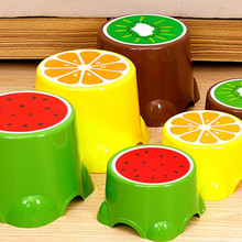 Children's Stools colorful plastic material