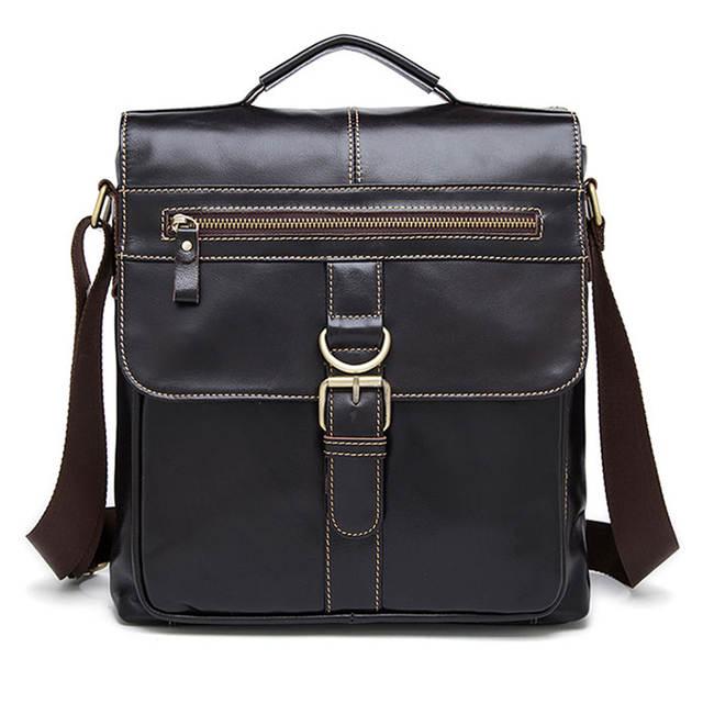 75ca249d146 placeholder WESTAL Messenger Bag Men Shoulder Bag Genuine Leather Male Man  Casual Tote men s Crossbody bags For