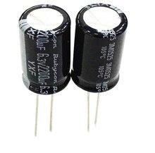 6.3 В 2200 мкФ 13×20 электролитический конденсатор 100 шт./лот