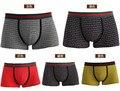 Бесплатная доставка sexy men's underwear 2016 горячих продажи высокого-класса double-полосатый боксер jockstrap Модальные материал это