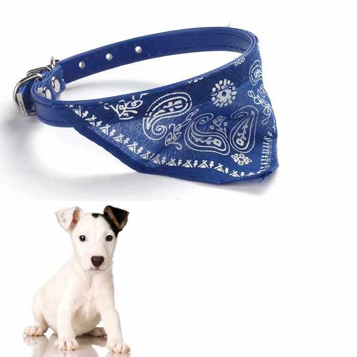 * New trang trí Năm con chó dây xích Có Thể Điều Chỉnh Pet Dog cổ áo cho mèo Con Chó Vòng Cổ Scarf Khăn Quàng Khăn Vòng Cổ Tam Giác 0.44