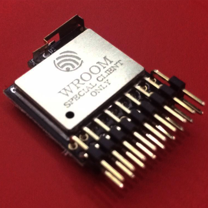 The ESP-WROOM-01 ESP8266EX WiFi module esp8266ex esp8266 qfn32