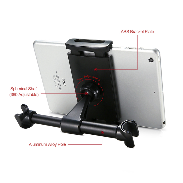 Universal Car Phone and Tablet Holder