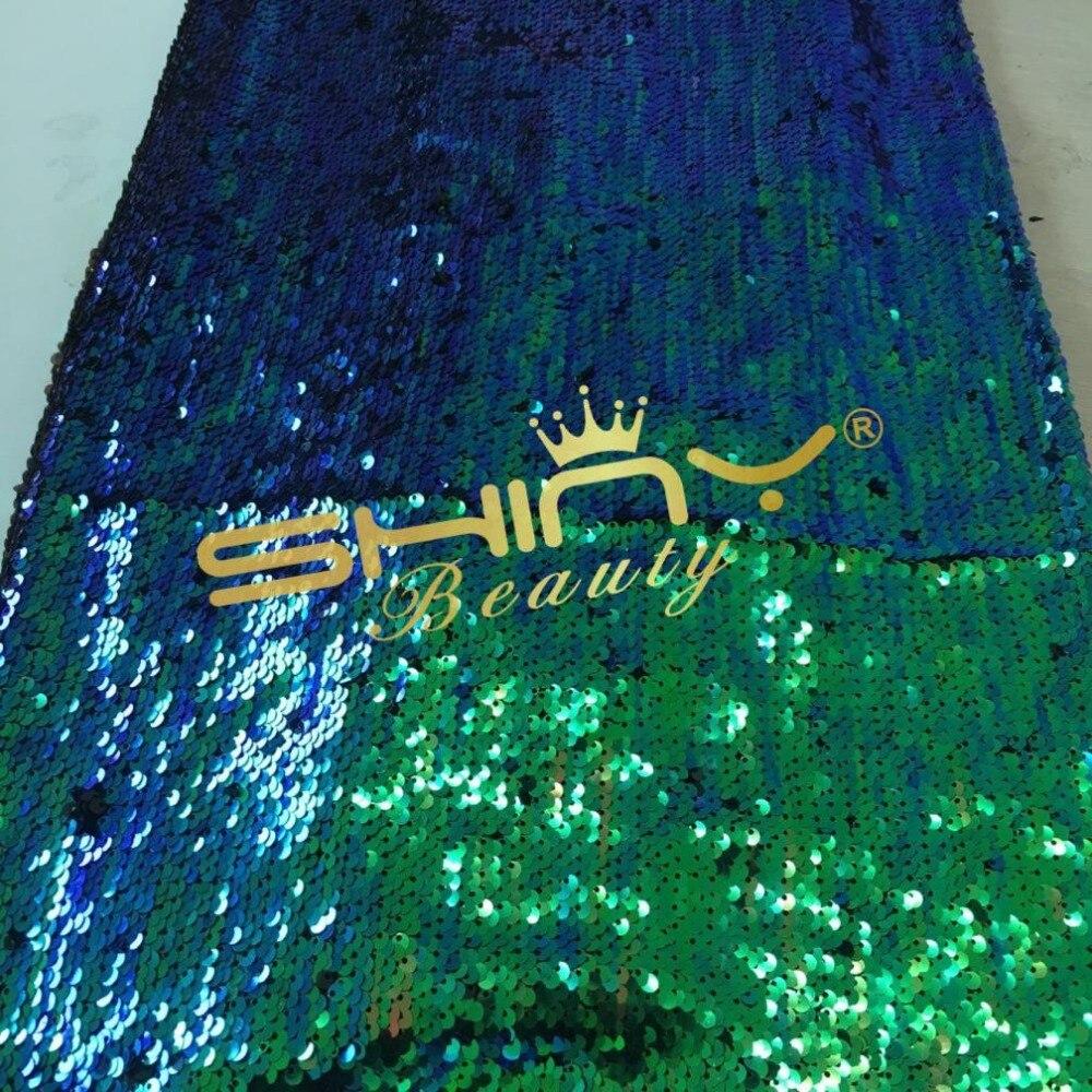 Распродажа! 5 мм зеленый блесток Настольная дорожка, 14 * 120, зеленый блесток Runner для свадьбы/События/вечерние банкетные decoraitons