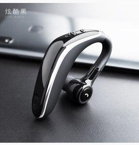 Image 2 - 2pcs 팩 블루투스 헤드셋 5.0 무선 헤드폰 이어폰 슈퍼 긴 대기 이어폰 마이크 sweatproof 소음 감소