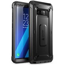 SUPCASE funda protectora para Samsung Galaxy Note 8, carcasa resistente de cuerpo completo de la serie UB Pro, con Protector de pantalla incorporado