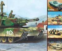 Trumpeter 1:35 Plastic Model Kits 1/35 Scale Model Soviet Union Stalin IS 3M Heavy Assemble Tank WWII Chariots DIY Plastic Toys
