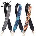 W.D.POLO New self design women handbag strap fashion shoulder bag straps high chic brand design easy matching hot selling M2184