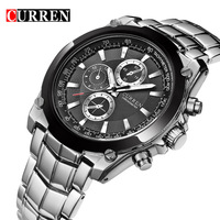 Watches Men Luxury Top Brand Stainless Steel Business Watches Casual Watch Men S Quartz Watches Relogio