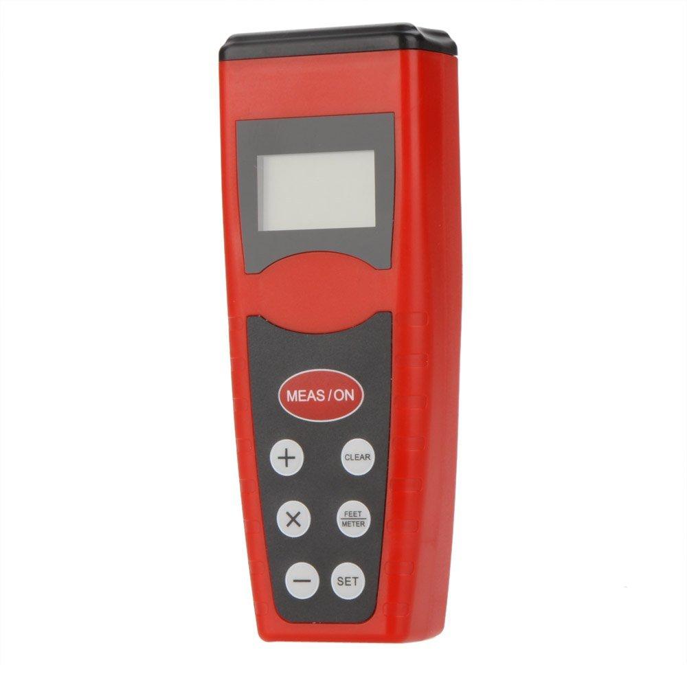 JFBL 2X Handheld CP -3000 ultrasonic rangefinders surveyor Odometer w / Laser Point & LCD backlight