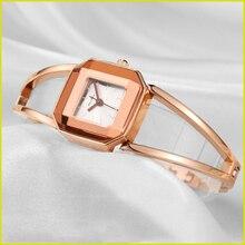 Señoras de la manera Relojes de Pulsera Estudiante Regalo de Las Mujeres Marca de Relojes de Aleación de Cuarzo Relojes de Pulsera Casual Para Mujer Montre Femme