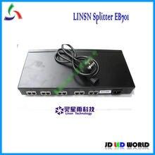 LINSN EB701 Splitter (nova versão, caixa remetente) hub linsn remetente linsn EB701 splitter box