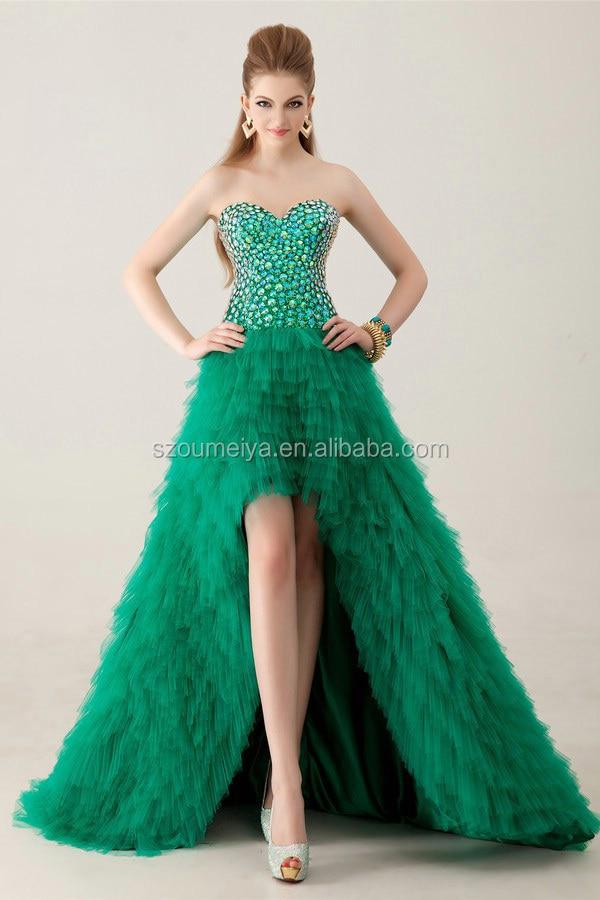 short emerald green prom dresses   Gommap Blog