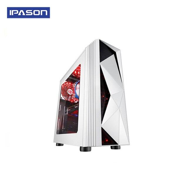 IPASON i7 8th Gen DDR4 8G/16G RAM GTX1660 6G 1T+120G Win10 Gaming PC