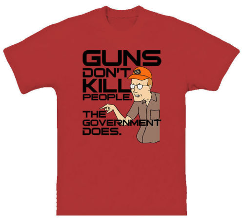 King Of The Hill Dale Guns TV Episodes T Shirt Design tshirt printing tee shirt Cool Casual pride t shirt men Unisex New image