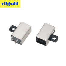 cltgxdd DC Power Jack For DELL Inspiron 7353 7347 7348 7352 P57G 7460 7560 3147 3148 5368 5378 DC Connector Laptop Socket brand new for dell inspiron 1501 1520 1525 1526 1545 laptop notebook ac dc power jack socket connector free shipping