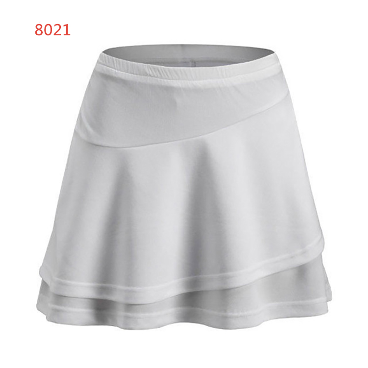 a4dbd16a74 Women Tennis Skirt all match Anti Sport Badminton Skirt Pleated Skirts  Black White-in Tennis Skorts from Sports & Entertainment on Aliexpress.com    Alibaba ...